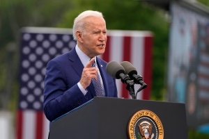 Did Biden pass or fail the 100-day test?