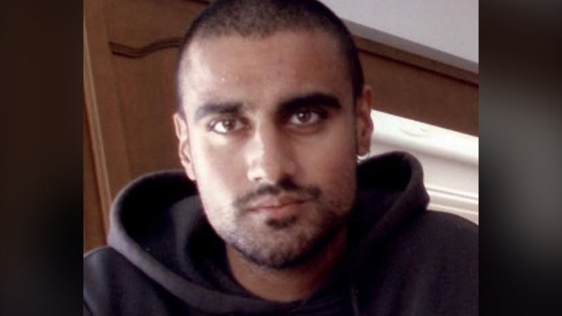 Asim Chaudhry is shown in an undated photo provided by the Burnaby RCMP.