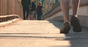 city committee recommending policy on walkways