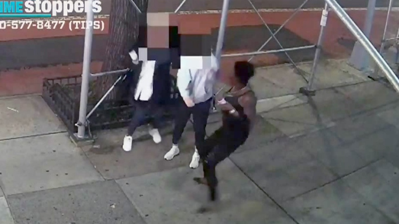 Asian women attacked with hammer in NYC