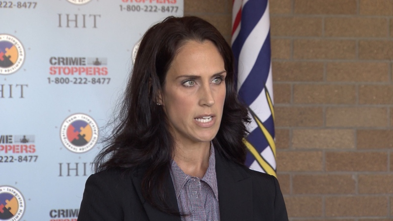 Staff Sgt. Jennifer Pound says she's retiring from the RCMP early after not receiving the support she needed to address her PTSD.