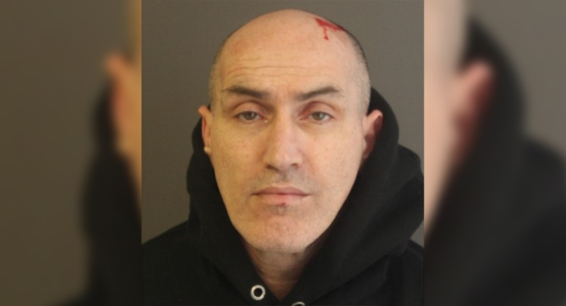 Robert William Prince is seen in this undated image released by the London Police Service.