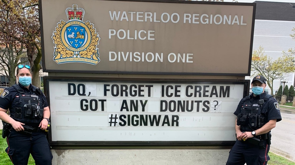 WRPS joins sign war