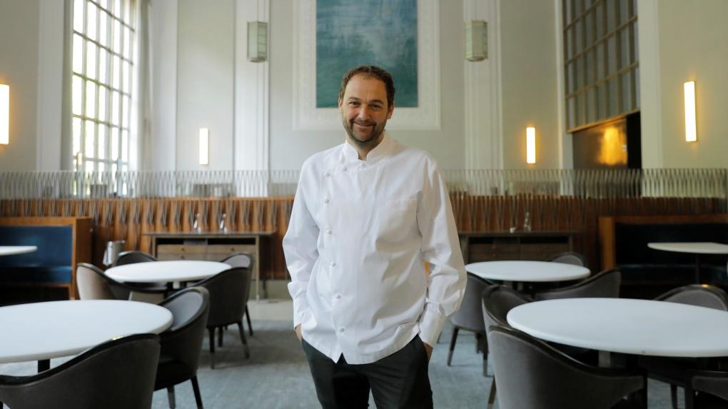 Chef Daniel Humm