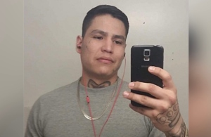 Brandon Sakebow was held in an RCMP cell in Mission, B.C. less than a week before he was reported missing. His remains were found over a year later. (Debra Sakebow/Submitted)