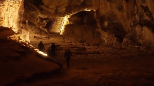 Montrealer lived in a cave for 40 days