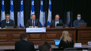 Quebec set to relax some restrictions