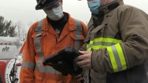 Mine rescue tablets boost underground safety