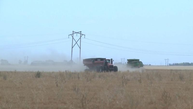 Drought concerns in southeast Saskatchewan