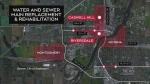 City reveals construction plans