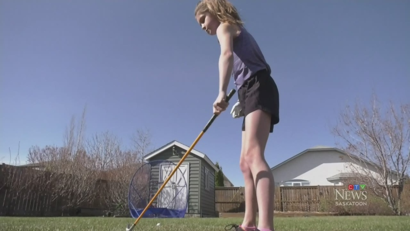 More Sask. women playing golf