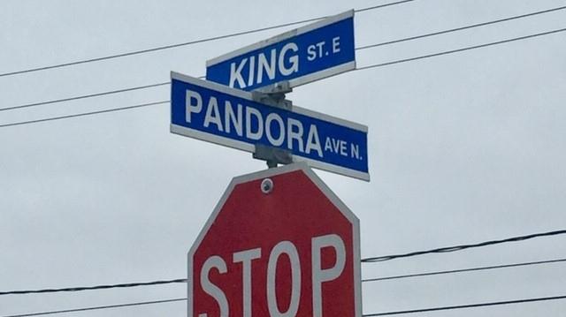 king and pandora