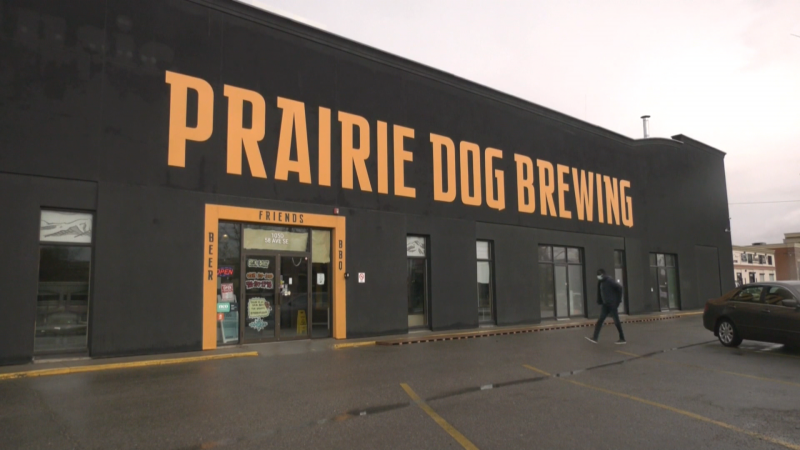 The owners of Prairie Dog Brewing in southeast Calgary plan to open their new patio on Friday and close it at the conclusion of the weekend when new restrictions go into effect.