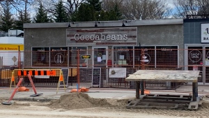 Cocobeans Bakeshop. (Source: Scott Andersson/CTV News)