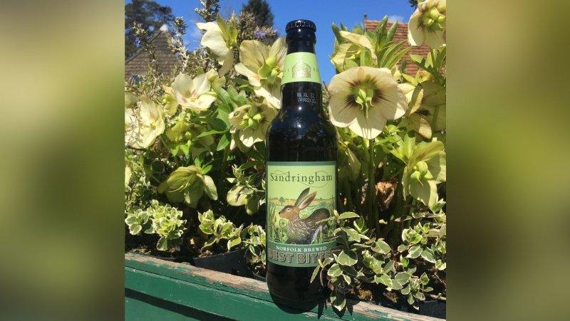 Queen Elizabeth II's Sandringham Estate has developed an exclusive range of beer, the Norfolk retreat announced on Twitter. (CNN)