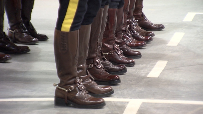 B.C. has the second most Mountie suicides in the country, but a new national program to prevent those deaths isn't offered locally. (File photo)