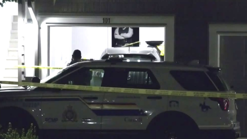 Woman killed in Surrey shooting