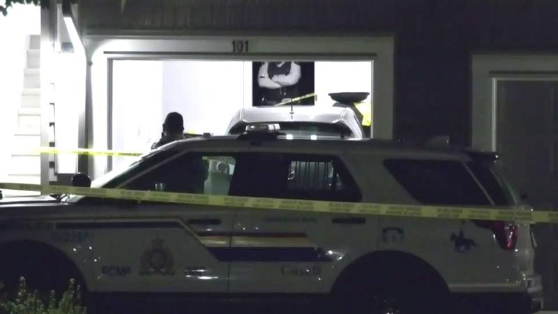 Woman killed in Surrey shooting