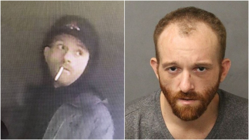 Police are searching for Wade Joshua Meyers, 41, in connection with a string of break and enters in Toronto's west end. (Toronto Police Services)