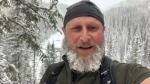 Dr. David Lertzman has been identified as the man killed in an apparent bear attack near Waiparous. (Facebook)