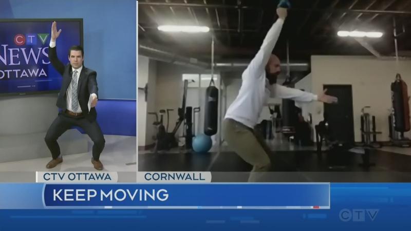 Keep Moving: Caveman Strong