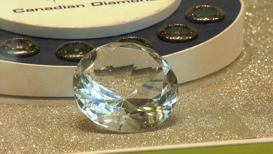 Pandora diamond