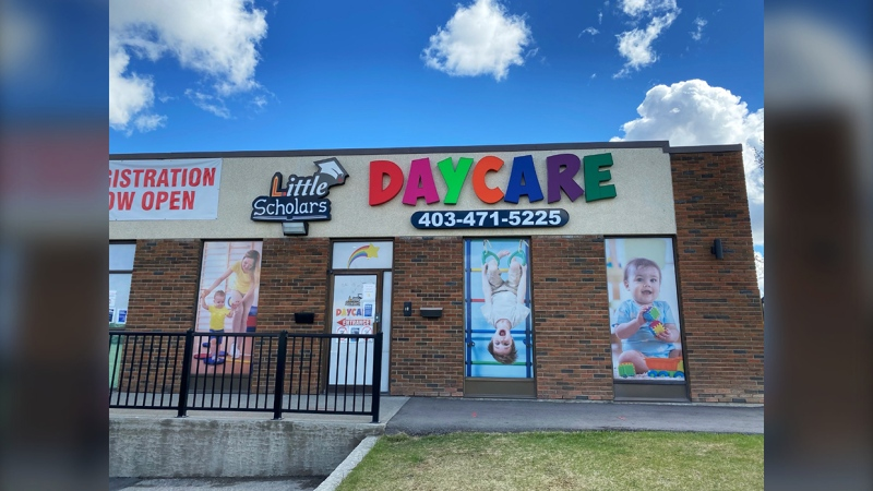 The owner of Little Scholars daycare on 42 avenue N.E. said the province made the right decision keeping daycares open during this latest round of restrictions so parents can still go to work