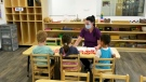 Daycares are remaining open, but some parents are pulling their children out nevertheless. Ina Sidhu reports
