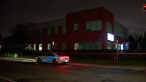 The Montreal police arson squad is investigating a suspected case of arson at a daycare in the Pierrefonds-Roxboro borough.