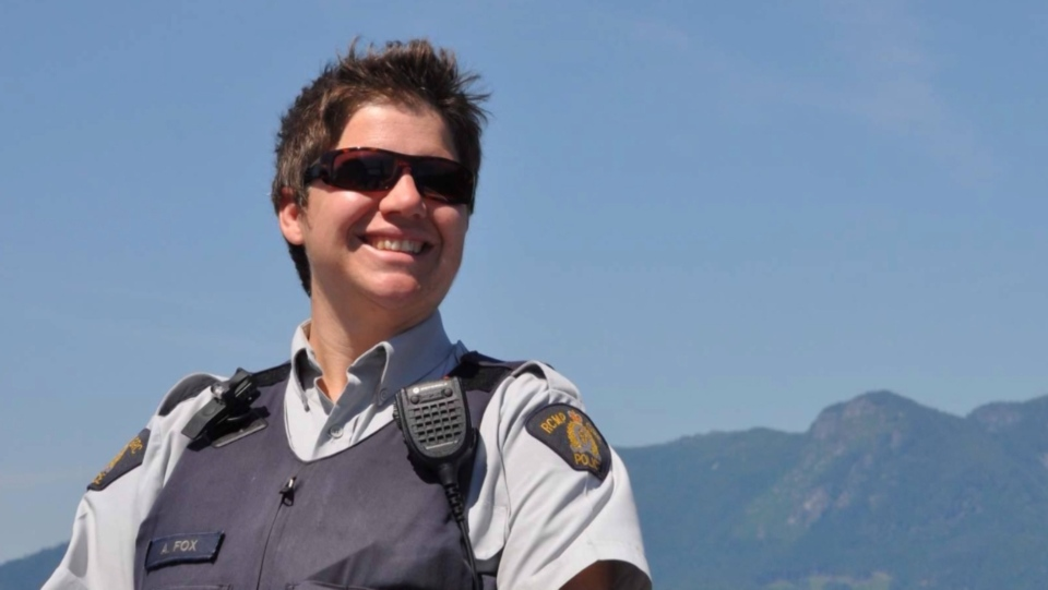 Alice Fox RCMP