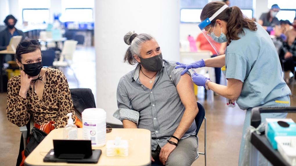 COVID vaccine Pfizer