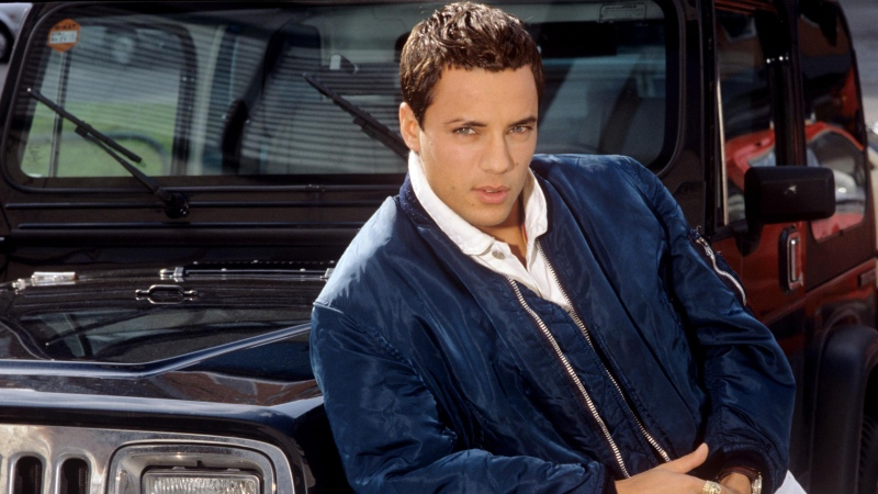 Nick Kamen, the British model and singer who appeared in a famous 1985 Levi's commercial, has died at the age of 59. (Fryderyk Gabowicz/picture alliance/Getty Image/CNN)