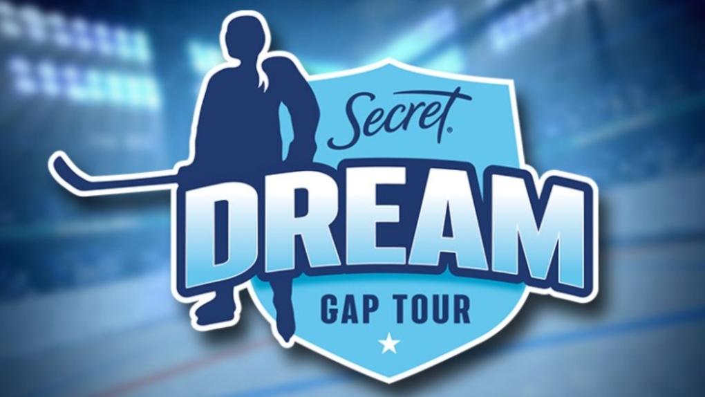 Secret Dream Gap Tour, PWHPA