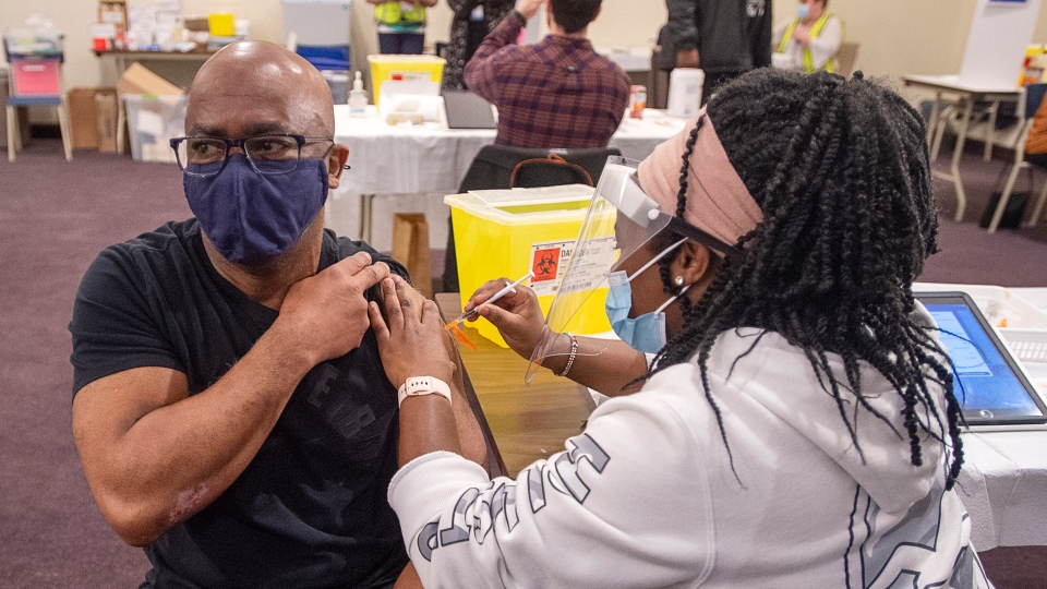 Vaccine clinic for African Nova Scotians