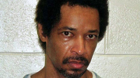 This recent but undated photo from the Virginia Department of Corrections shows convicted sniper John Allen Muhammad. John Allen Muhammad, 48, is set to die by injection in a Virginia prison Nov. 10, 2009, seven years after he and his teenage accomplice terrorized the area in and around the nation's capital for three weeks. (AP Photo/Virginia Department of Corrections)