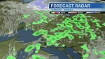 Cloudy and cool weather ahead for northeast