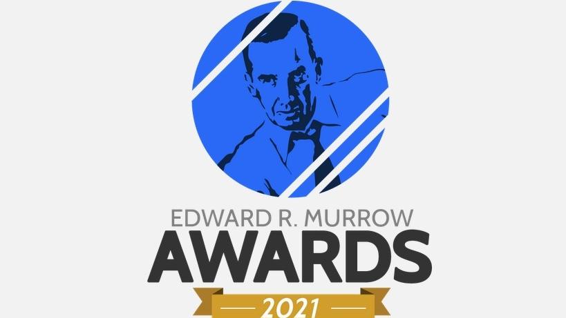 Murrow Awards logo