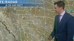 Warmth, then wet weather arrives