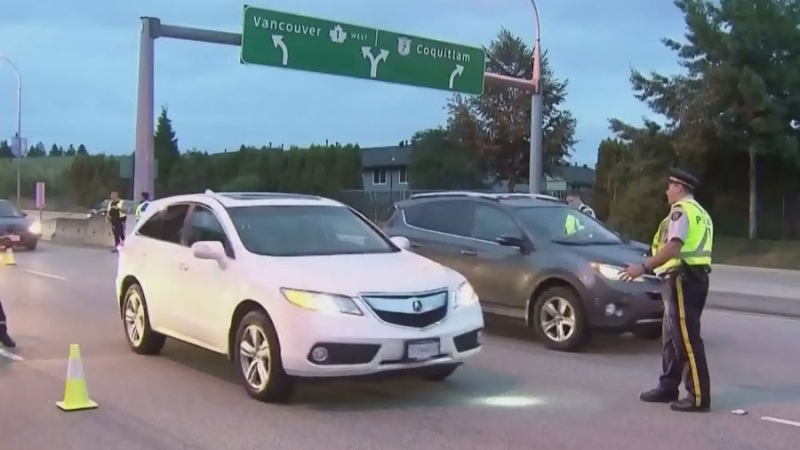 Enforcement begins for B.C. travel rules