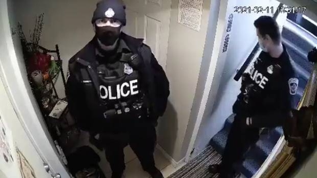 Hamilton police assault