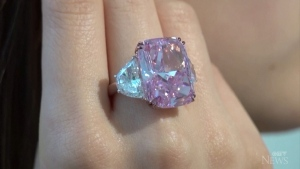 Sakura diamond could sell for up to US$35M
