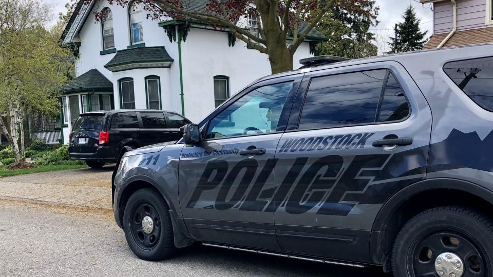 East Park Drive firearm search