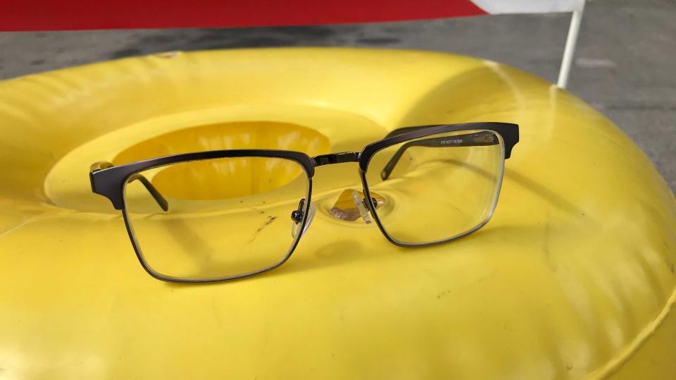 Terry Korz, glasses dive