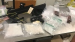 Edmonton police seized drugs with a street value of $180,000 after a four-month investigation. (EPS)