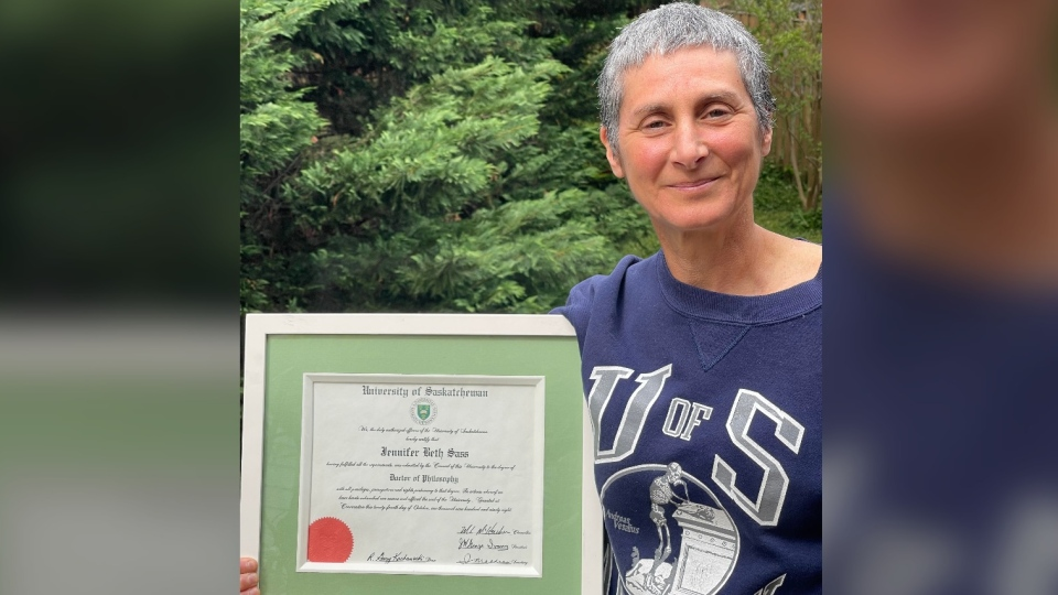 U of S graduate Jennifer Sass has been nominated by U.S. President Joe Biden to be a member of the Chemical Safety and Hazard Investigation Board. (Submitted)
