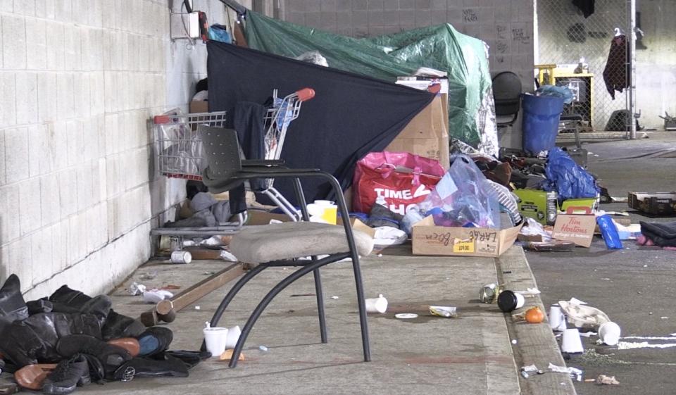 Homeless YMCA