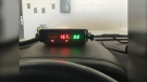 A driver was clocked traveling 157 km/h on Highway 201 near Broadview, Sask. (Supplied: RCMP)