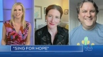 Previewing Sing for Hope virtual concert