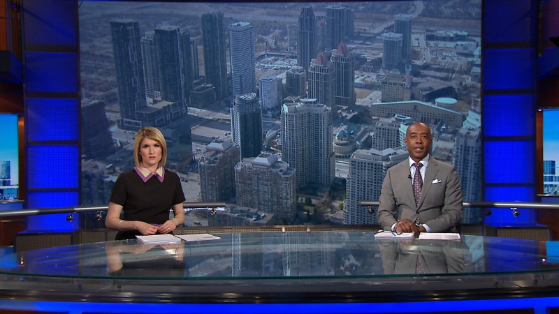 CTV News Toronto at Six on May 6, 2021