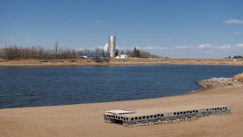 The City of Morden has declared a severe drought. (Source: Michael D'Alimonte/ CTV News Winnipeg)
